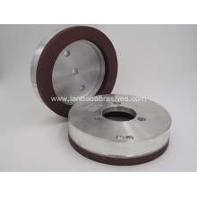 Resin  wheel grinding wheel for glass